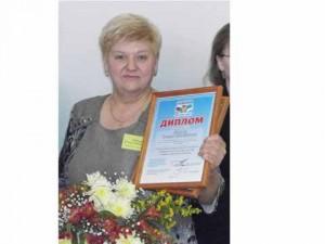 Тамара Михайловна Пимак